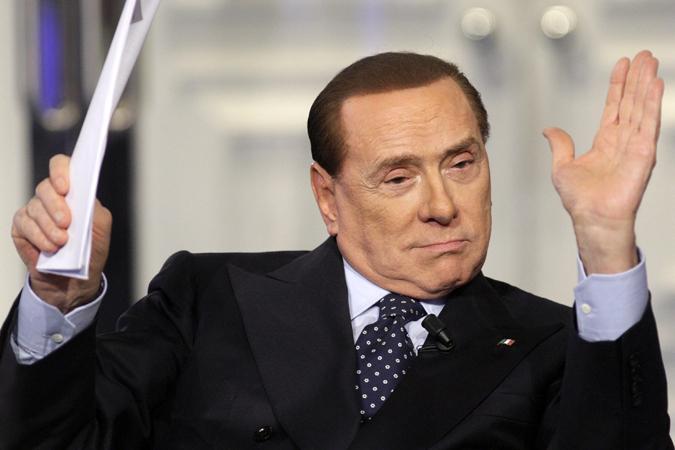 Берлускони рассчитывает снова побороть навыборах