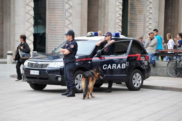 Вполицейском участке наюге Италии произошел взрыв